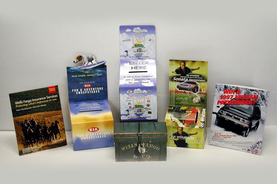Custom Printed Display & Cardboard Boxes Manufacturers in